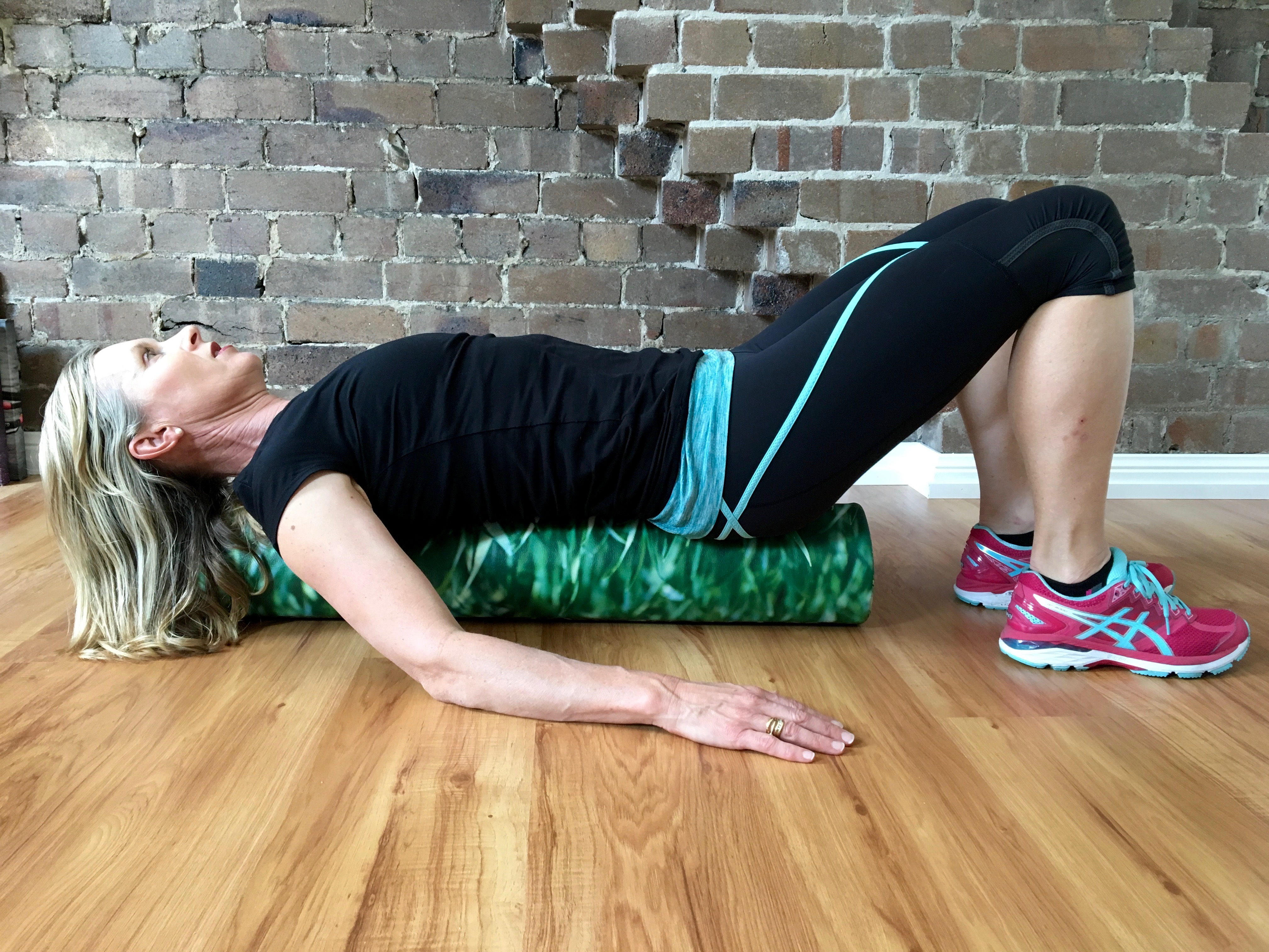 Foam roller basics: Rolling for Rookies Image