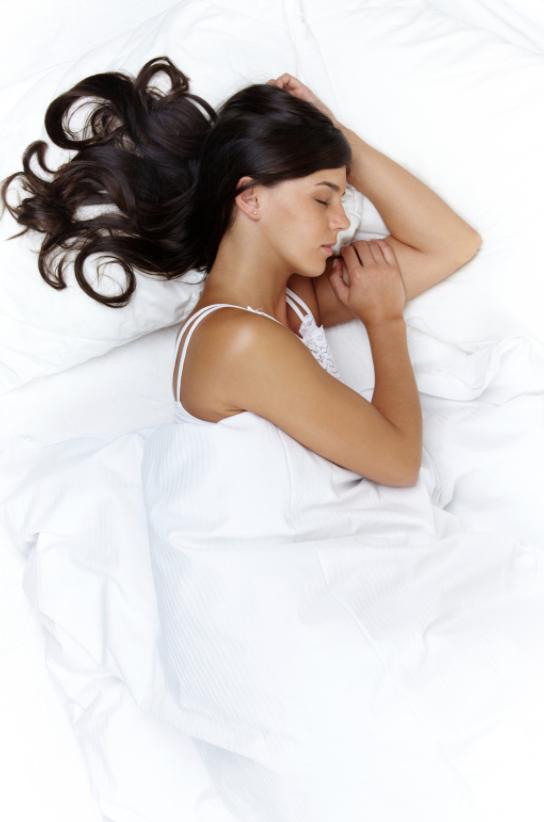 Sleep- the best meditation Image