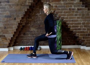 basic lunge a neuromuscular exercise example