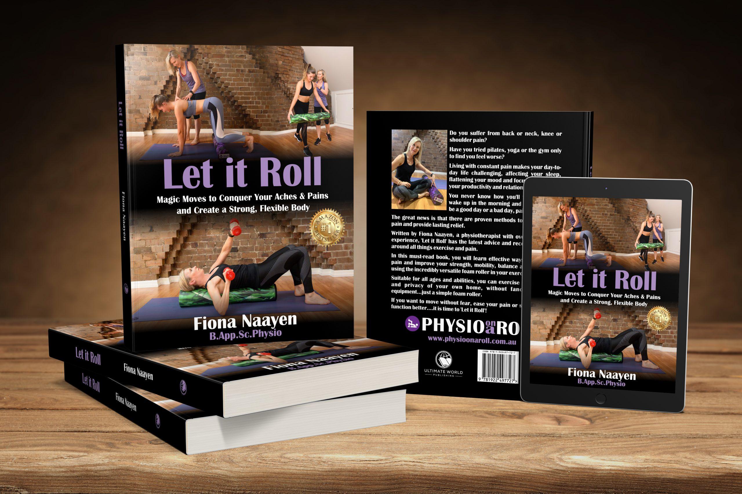 """""""Let it Roll"""" Amazon Bestseller"""