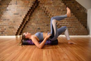 single knee lift