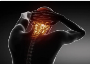 neck pain causing headache